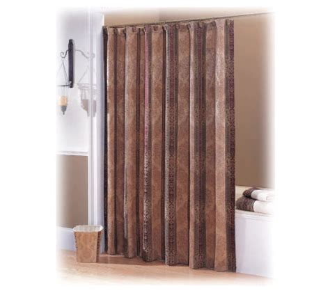 croscill shower curtains croscill townhouse shower curtain qvc