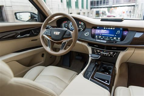 cadillac ct driver awareness convenience package