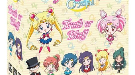 sailor moon crystal truth bluff board game sale november