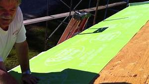 How To Install Ice  U0026 Water Shield On Your Roof
