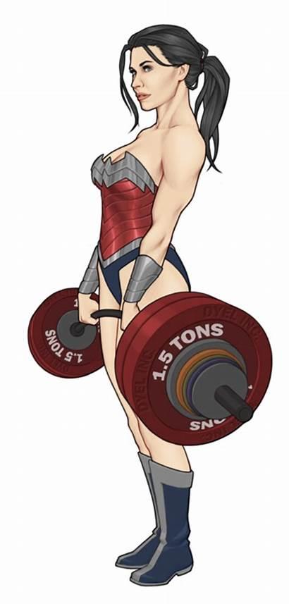 Wonder Woman Wonderwoman Sketch Georgel Mcawesome Weekly