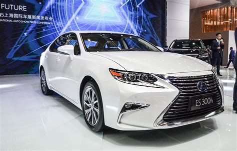 lexus es 2016 2016 lexus es 300 begin to enter the market how much