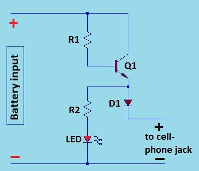 Mobile Cell Phone Charger Project Simple Electronics