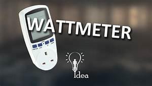 Digital Power Wattmeter Demonstration