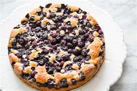 recipes for blueberries blueberry cake recipe dishmaps