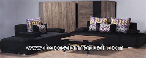 canapé marocain moderne pas cher salon moderne deco salon marocain