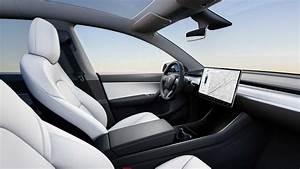 2021 Tesla Model And Interior | Foto InsideEVs Italia