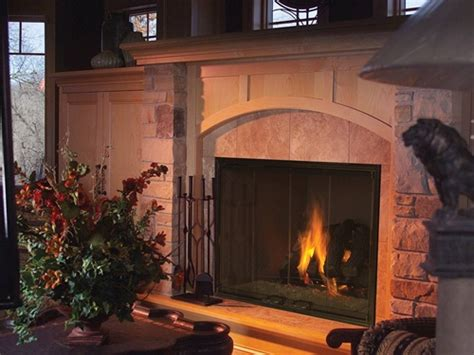 Heat & Glo Exclaim Zero Clearance Wood Fireplace
