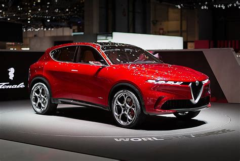 production alfa romeo tonale compact suv could arrive in 2020