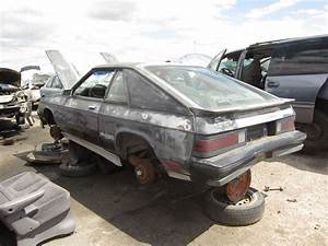 Junkyard Find  1985 Dodge Shelby Charger