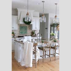 New Farmhouse Style Island Pendant Lights  Kitchens