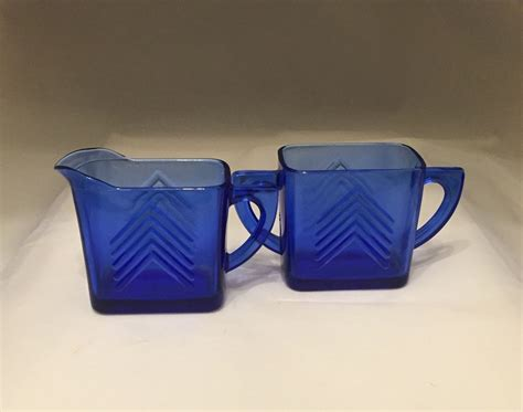 creamer and sugar bowl set depression glass price guide and pattern identification