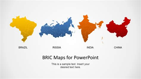 home design business bric maps template for powerpoint slidemodel