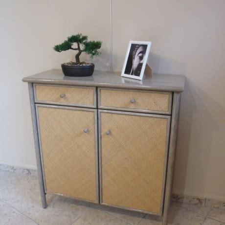 meuble en rotin maison lehodey