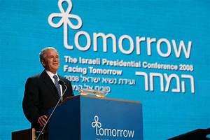 President Bush Visits Jerusalem