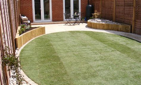 Ideas For New Builds by New Build Garden Design Search Garden New