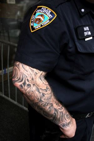 police officer tattoo quotes quotesgram