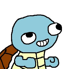 Squirtle Meme - the pokemon project