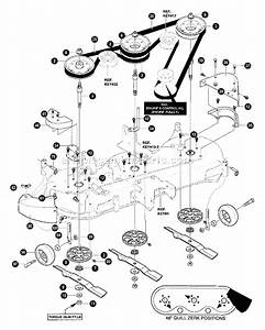 32 Murray 40 Inch Deck Belt Diagram