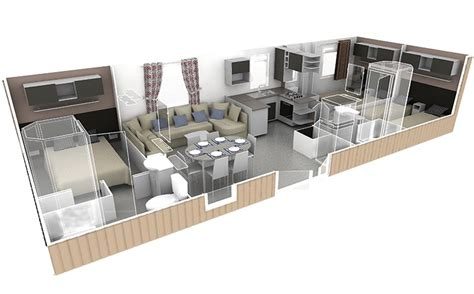mobil home 3 chambres 2 salles de bain mobil home neuf trigano intuition 40 3 chambres vente