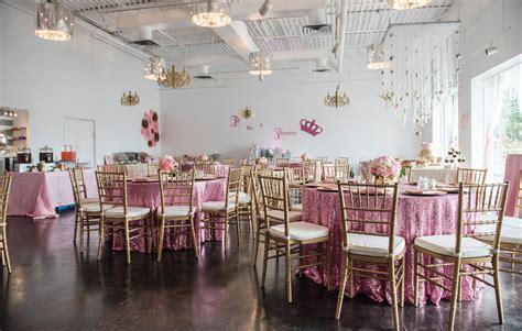 baby shower location the b loft modern wedding venue in atlanta ga