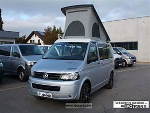 Van Volkswagen California : 2011 volkswagen t5 california multivan similar varius camper car photo and specs ~ Gottalentnigeria.com Avis de Voitures