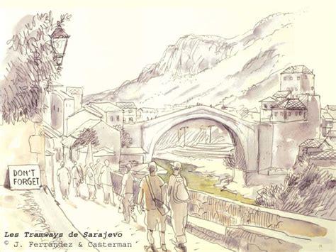 si鑒e de sarajevo série meilleurs voeux de mostar 2 le pont de mostar dans la bd haut lieu médiatique ou centralité ordinaire sciencesdessinées
