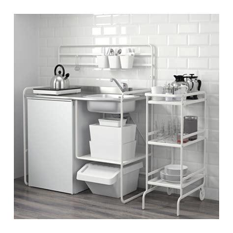 Sunnersta Mini Kitchen 112x56x139 Cm Ikea