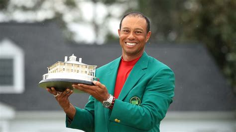 Tiger Woods Is Not Done With Golf, Wins Masters for the ...