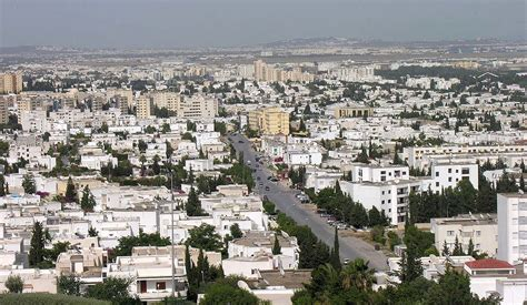 Tunis, Tunisia (9th century BCE- ) •