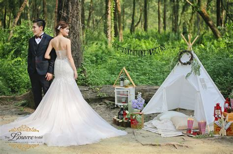 Pre Wedding Styles : Pre-wedding Photoshoot