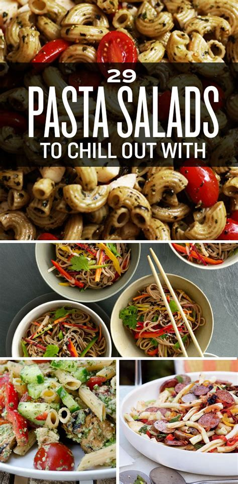 different pasta salads 29 pasta salads to chill out with this summer