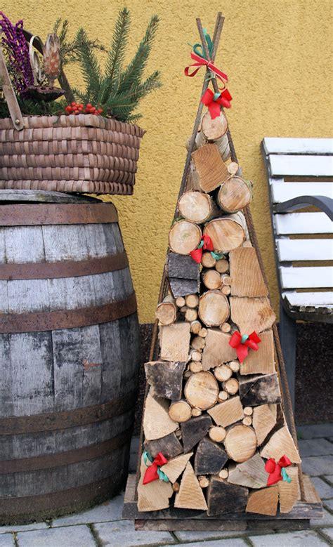 weihnachtsbaum selber machen bastelanleitung weihnachtsbaum weihnachten nic bastelt