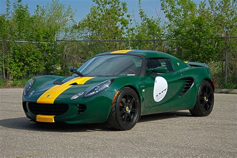 2009 Lotus Elise Sc Type 25
