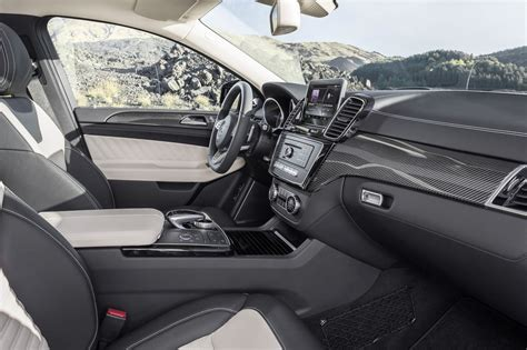 Gle 450 Amg Interior by 2016 Mercedes Gle 450 Amg Coupe Interior Photo