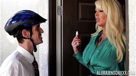 mormon meets alura jenson and cums twice for her porntube