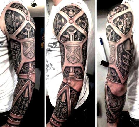 mechanical hand tattoo google search villainous