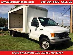 Ford Box Truck E  Box Trucks