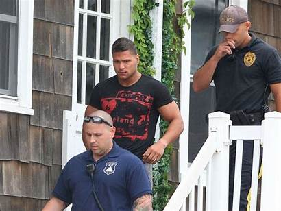 Shore Jersey Cast Nj Arrested Ronnie Magro