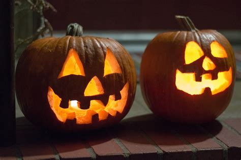 pictures to carve pumpkins how to carve a pumpkin for halloween kitchn