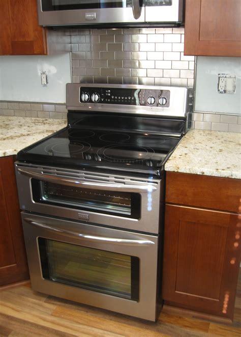 wallpaper for backsplash in kitchen kitchen backsplash stove wallpaper backsplash peel