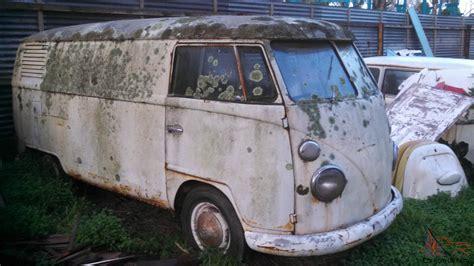 vw split window  kombi panel van volkswagen bus