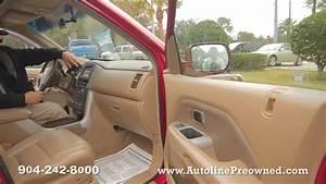 Autoline U0026 39 S 2006 Honda Pilot Ex