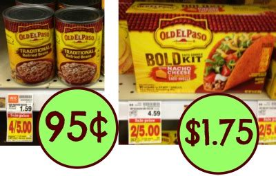 74658 El Paso Refried Beans Coupon by El Paso Coupons 95 162 Refried Beans At Kroger