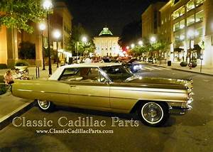 Classic Cadillac Parts  64 Cadillac Website
