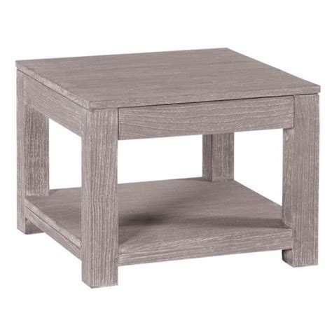 table basse carree bois gris table basse bois gris taupe ezooq