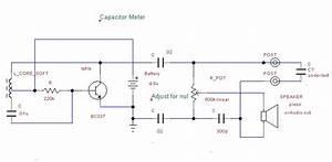 David Moran U0026 39 S Capacitor Meter Project