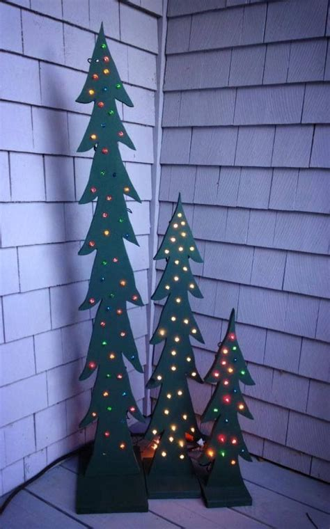 christmas tree scroll  patterns woodworking projects
