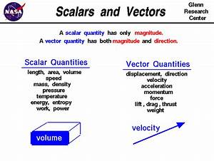 Two Dimensional Motion And Vectors