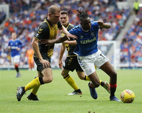 Rangers star insists fans are only just seeing the start ...